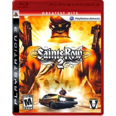 Foto Jogo Saints Row 2 PlayStation 3 THQ