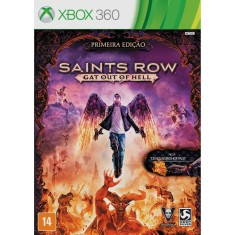 Foto Jogo Saints Row: Gat Out of Hell Xbox 360 Deep Silver