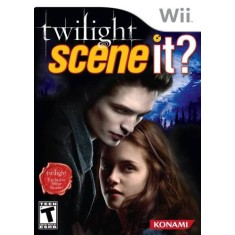 Foto Jogo Scene It? Twilight Wii Konami
