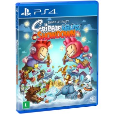 Foto Jogo Scribblenauts Showdown PS4 Warner Bros