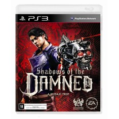 Foto Jogo Shadows Of The Damned PlayStation 3 EA