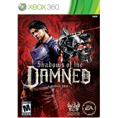 Foto Jogo Shadows of The Damned Xbox 360 Warner Bros