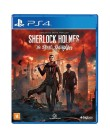 Jogo Sherlock Holmes The Devil's Daughter PS4 Big Ben