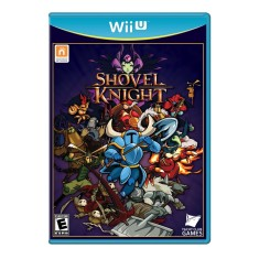 Foto Jogo Shovel Knight Wii U Yacht Club Games