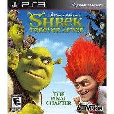 Foto Jogo Shrek: Forever After The Final Chapter PlayStation 3 Activision