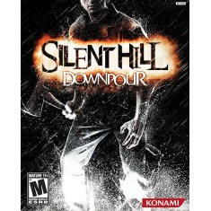 Foto Jogo Silent Hill: Downpour PlayStation 3 Konami