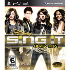 Foto Jogo Sing It: Party Hits PlayStation 3 Disney