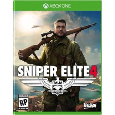 Foto Jogo Sniper Elite 4 Xbox One Rebellion