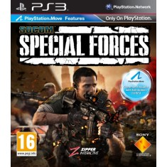 Foto Jogo Socom Special Forces PlayStation 3 Sony