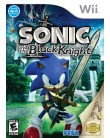 Jogo Sonic and the Black Knight Wii Sega