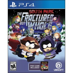 Foto Jogo South Park The Fractured but Whole PS4 Ubisoft