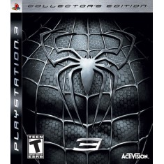 Foto Jogo Spiderman 3 PlayStation 3 Activision