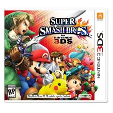 Foto Jogo Super Smash Bros Nintendo 3DS