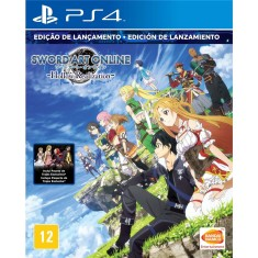 Foto Jogo Sword Art Online Hollow Realization PS4 Bandai Namco