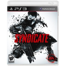 Foto Jogo Syndicate PlayStation 3 EA