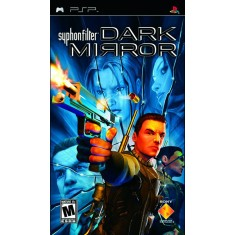 Foto Jogo Syphon Filter Dark Mirror Sony PlayStation Portátil