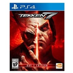 Foto Jogo Tekken 7 PS4 Bandai Namco