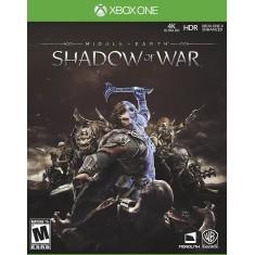 Foto Jogo Terra Média Sombras da Guerra Xbox One Warner Bros