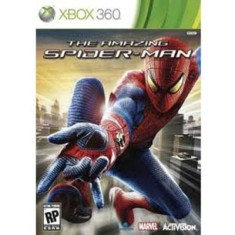 Foto Jogo The Amazing Spider Man Xbox 360 Activision