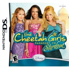 Foto Jogo The Cheetah Girl 3 Disney Nintendo DS