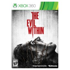 Foto Jogo The Evil Within Xbox 360 Bethesda