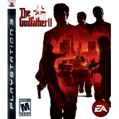 Foto Jogo The Godfather II PlayStation 3 EA