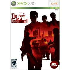 Foto Jogo The Godfather II Xbox 360 EA