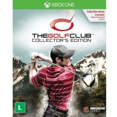 Foto Jogo The Golf Club Xbox One Maximum Family Games