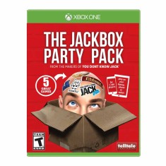 Foto Jogo The Jackbox Party Pack Xbox One Telltale