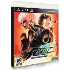 Foto Jogo The King of Fighters XIII PlayStation 3 Atlus