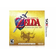 Foto Jogo The Legend of Zelda Ocarina of Time Nintendo 3DS