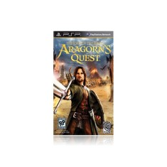 Foto Jogo The Lord of the Rings Aragorn's Quest Warner Bros PlayStation Portátil