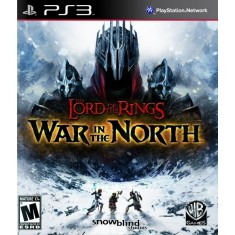 Foto Jogo The Lord of the Rings: War in the North PlayStation 3 Warner Bros