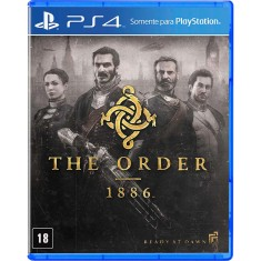 Foto Jogo The Order 1886 PS4 Ready at Dawn