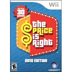Foto Jogo The Price is Right: 2010 Edition Wii Ubisoft