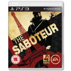 Foto Jogo The Saboteur PlayStation 3 EA