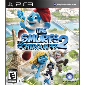 Foto Jogo The Smurfs 2 PlayStation 3 Ubisoft