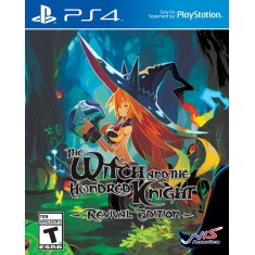 Foto Jogo The Witch and the Hundred Knight Revival Edition PS4 NIS