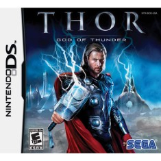 Foto Jogo Thor God of Thunder Sega Nintendo DS
