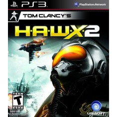 Foto Jogo Tom Clancy's H.A.W.X. 2 PlayStation 3 Ubisoft