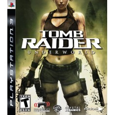 Foto Jogo Tomb Raider: Underworld PlayStation 3 Eidos Interactive