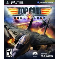 Foto Jogo Top Gun: Hard Lock PlayStation 3 505 Games