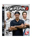 Jogo Top Spin 3 PlayStation 3 2K