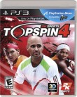 Jogo Top Spin 4 PlayStation 3 2K