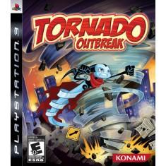 Foto Jogo Tornado Outbreak PlayStation 3 Konami