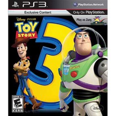 Foto Jogo Toy Story 3 PlayStation 3 Disney