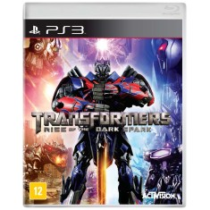 Foto Jogo Transformers: Rise of The Dark Spark PlayStation 3 Activision