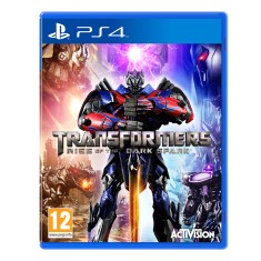 Foto Jogo Transformers Rise Of The Dark Spark PS4 Activision