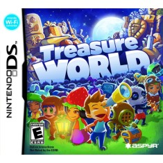 Foto Jogo Treasure World Aspyr Nintendo DS