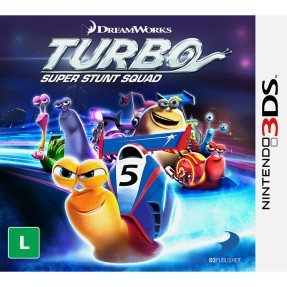 Foto Jogo Turbo: Super Stunt Squad D3 Publisher Nintendo 3DS